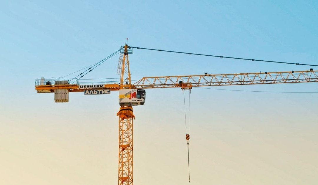 The Lastest Crane Counts Across Australian Cities