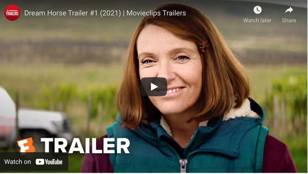 watch dream horse trailer